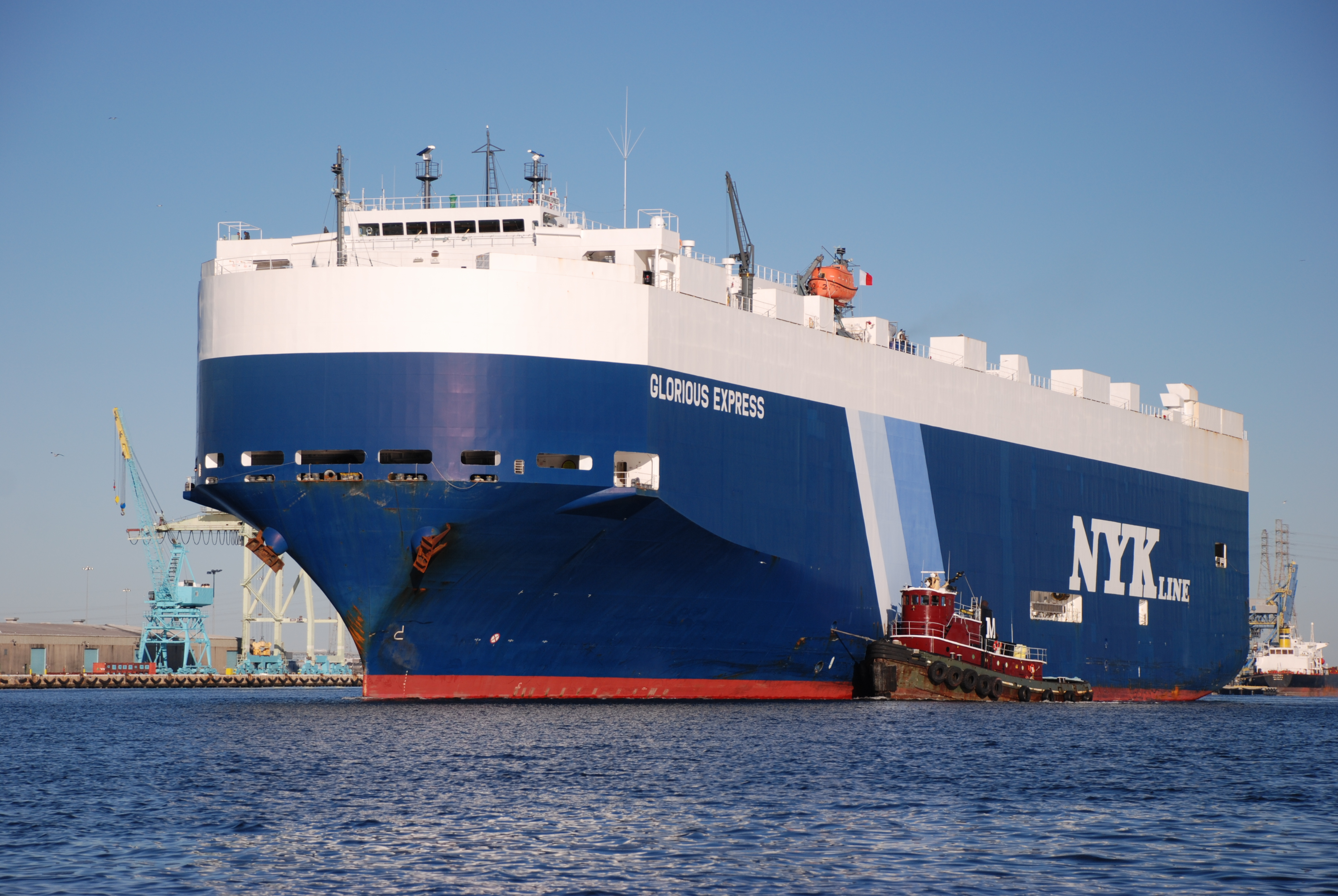 NYK, MOL, K LINE: FUZIUNEA DE 1 MILIARD DE DOLARI | Seaman
